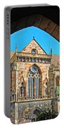 Cathedral Colmar France Portable Battery Charger