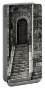 Cathedral Door And Steps Portable Battery Charger