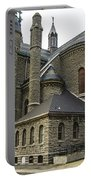 Cathedral In Buffalo Portable Battery Charger