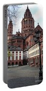 Cathedral - Mainz Portable Battery Charger