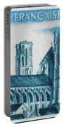 Cathedral Of Laon Portable Battery Charger