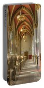 Cathedral Of Saint Helena Portable Battery Charger