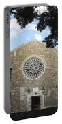 Cathedral Of San Giusto Portable Battery Charger