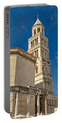 Cathedral Of Split Diocletian Palace Portable Battery Charger