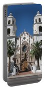 Cathedral Of St. Augustine Tuscon Portable Battery Charger