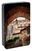 Cathedral Of Ste-cecile In Albi France Portable Battery Charger