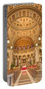 Cathedral Of The Sacred Heart 2 Portable Battery Charger
