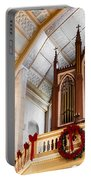 Cathedral Organ Portable Battery Charger