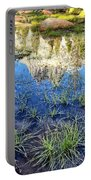 Cathedral Reflection Portable Battery Charger