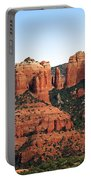 Cathedral Rock 2 Portable Battery Charger by Ellen Henneke