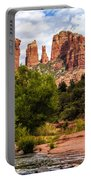 Cathedral Rock Portable Battery Charger by Fred Larson