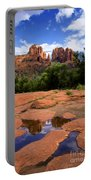 Cathedral Rock Reflections Portable Battery Charger