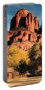 Cathedral Rock Sedona Arizona Portable Battery Charger