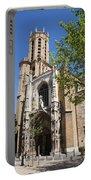 Cathedral St Sauveur - Aix En Provence Portable Battery Charger
