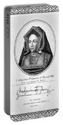 Catherine Of Aragon (1485-1536) Portable Battery Charger