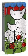 Cats 5 Portable Battery Charger