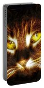 Cat's Eyes - Fractal Portable Battery Charger