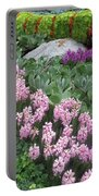 Catterpillar Large Flower Garden Vegas Portable Battery Charger