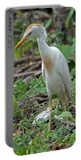 Cattle Egret Portable Battery Charger