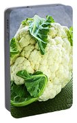 Cauliflower Portable Battery Charger