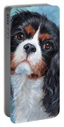 Cavalier King Charles Spaniel Portable Battery Charger