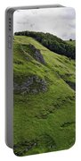 Cave Dale From Peveril Castle Portable Battery Charger