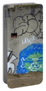 Cave Paintings Portable Battery Charger