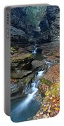 Cavernous Walls Portable Battery Charger