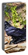 Caw And Friend Portable Battery Charger