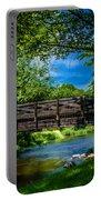 Cedar Creek Bridge Portable Battery Charger