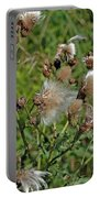 Cedar Flower Three Portable Battery Charger