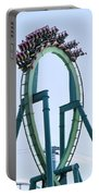 Cedar Point Roller Coaster Portable Battery Charger