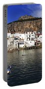 Cefalu - Sicily Portable Battery Charger by Stefano Senise