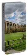 Cefn Viaduct Portable Battery Charger by Adrian Evans