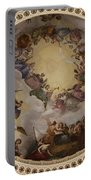 Ceiling Fresco - Cupola Capitol Washington Dc Portable Battery Charger