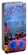 Celebrate America Portable Battery Charger