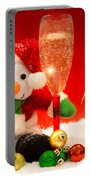Celebrate The Holidays Portable Battery Charger
