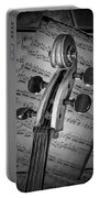 Cello Classic Art Portable Battery Charger