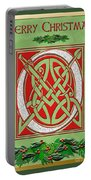 Celtic Christimas O Initial Portable Battery Charger