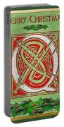 Celtic Christmas Q Initial Portable Battery Charger