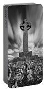 Celtic Cross Portable Battery Charger by Dave Bowman