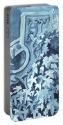 Celtic Cross Study Portable Battery Charger