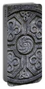 Celtic Cross Symbolism Portable Battery Charger