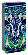 Celtic Love Dragons Portable Battery Charger