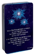 Celtic New Year Portable Battery Charger