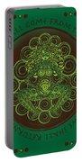 Celtic Pagan Fertility Goddess Portable Battery Charger