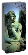 Cemetery Angel 2 Portable Battery Charger