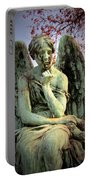Cemetery Angel 3 Portable Battery Charger