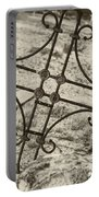 Cemetery Art Portable Battery Charger