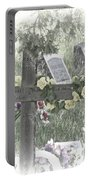 Cemetery Portable Battery Charger